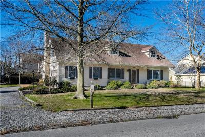 Rehoboth Beach Single Family Home For Sale: 105 West Side Drive