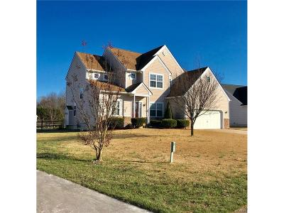 Milford Single Family Home For Sale: 119 Starland Way