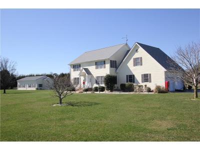 Seaford Single Family Home For Sale: 116 N Paula Lynne
