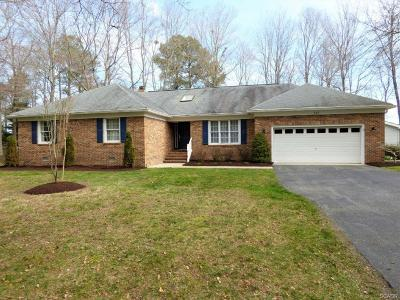 Selbyville Single Family Home For Sale: 127 W Mill Pond Drive