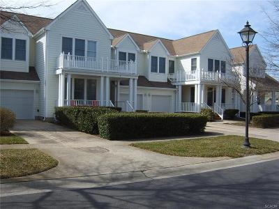 Ocean View Condo/Townhouse For Sale: 6 Willow Oak
