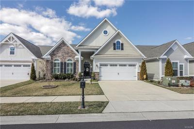 Bridgeville Single Family Home For Sale: 11 Whistling Duck