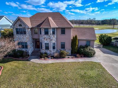 Dagsboro Single Family Home For Sale: 29373 Turnberry Dr.