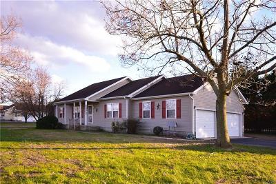 Milford Single Family Home For Sale: 20 Rosebush Ct