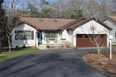 Bethany Beach Single Family Home For Sale: 726 Fox Tail Drive