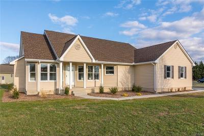 Harrington Single Family Home For Sale: 1 Micynde Lane