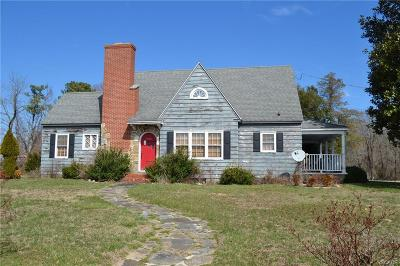 Milford Single Family Home For Sale: 5919 S Rehoboth