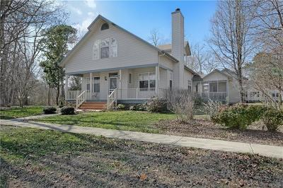 Ocean View Single Family Home For Sale: 1 Cromwell