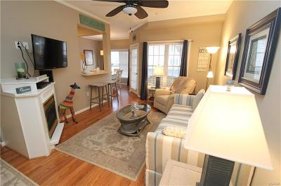 Rehoboth Beach DE Condo/Townhouse For Sale: $245,000
