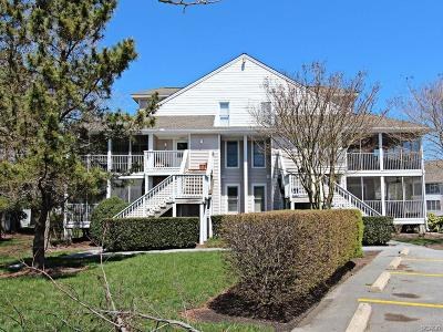 Bethany Beach Condo/Townhouse For Sale: 33499 Lakeshore Drive #53036