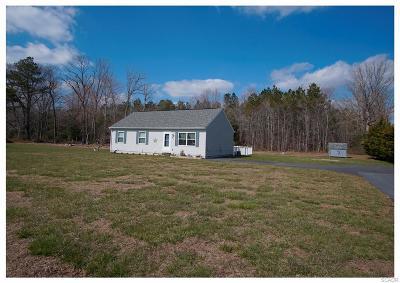 Single Family Home For Sale: 26316 Gabby Lane
