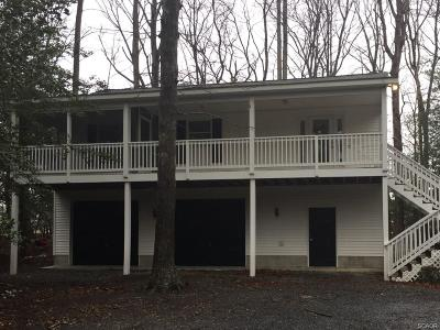 Single Family Home For Sale: 22147 Camp Arrowhead Rd
