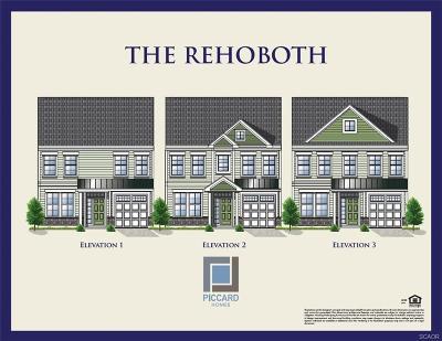 Rehoboth Beach Condo/Townhouse For Sale: 35724 Carmel Terrace #C21