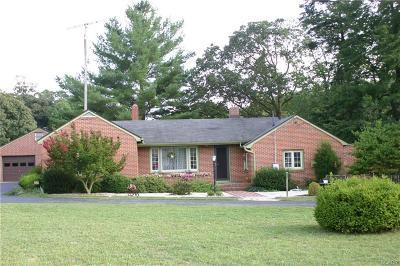 Laurel Single Family Home For Sale: 7276 Shell Bridge Road
