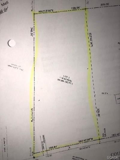 Laurel Residential Lots & Land For Sale: Lot 1 County Seat Highway