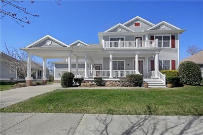 Selbyville Single Family Home For Sale: 11250 Signature Blvd