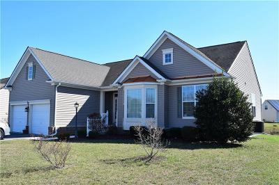 Milford Single Family Home For Sale: 54 Meadow Lark