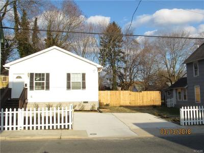 Milford Single Family Home For Sale: 111 West