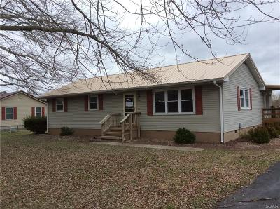 Single Family Home For Sale: 30655 Iron Branch Rd.