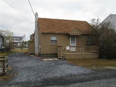 Fenwick Island Single Family Home For Sale: 33 W Dagsboro
