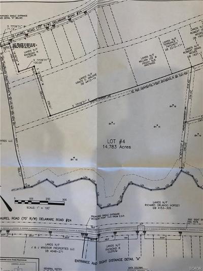 Laurel Residential Lots & Land For Sale: Lot 4 Laurel Rd #4