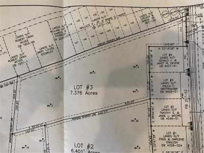 Laurel Residential Lots & Land For Sale: Lot 3 Old Stage Rd #3