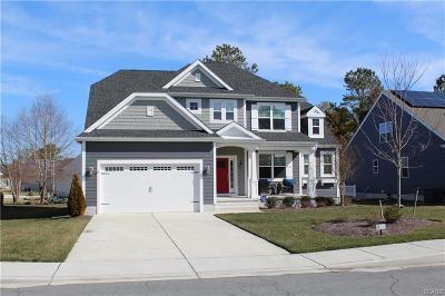Milton Single Family Home For Sale: 213 West Shore Drive