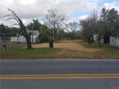 Rehoboth Beach Commercial Lots & Land For Sale: 37533 Oyster House Rd
