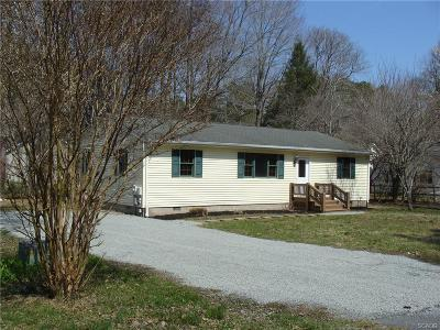 Single Family Home For Sale: 21 Foxwood