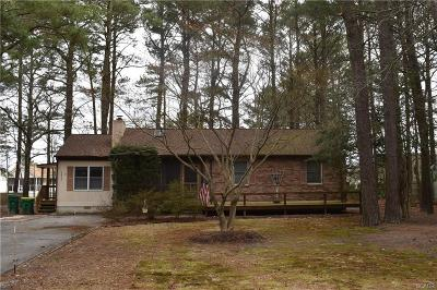 Millville Single Family Home For Sale