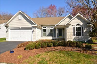 Ocean View Single Family Home For Sale: 38019 East Chester Lane