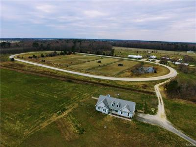 Bridgeville Farm For Sale: 6485 Epworth Church