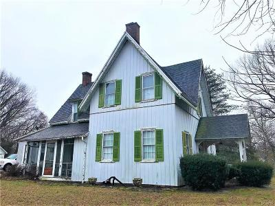Laurel Single Family Home For Sale: 205 Willow St