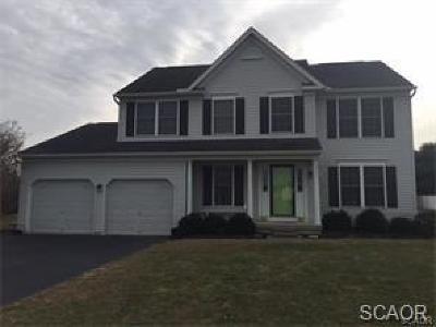Greenwood Single Family Home For Sale: 17 Petunia