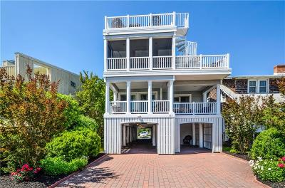 Bethany Beach Single Family Home For Sale: 103 Parkwood