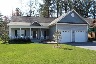 Millville Single Family Home For Sale: 33087 Whitney Dr