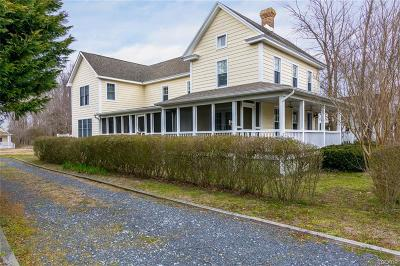 Ocean View Single Family Home For Sale: 34 Central Avenue