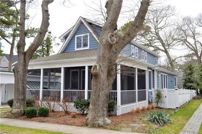 Rehoboth Beach Single Family Home For Sale: 100 New Castle