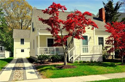 South Rehoboth Single Family Home For Sale: 111 New Castle