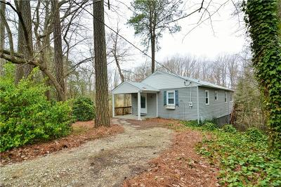 Single Family Home For Sale: 32782 Poplar Drive