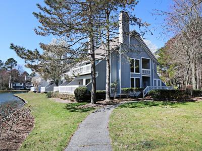 Bethany Beach Condo/Townhouse For Sale: 1001 West Lake View #1001