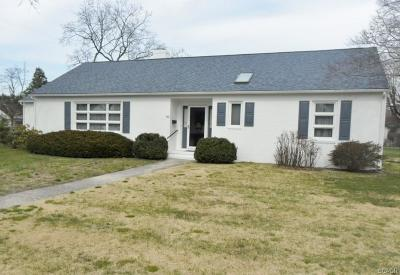 Seaford Single Family Home For Sale: 543 N Willey St