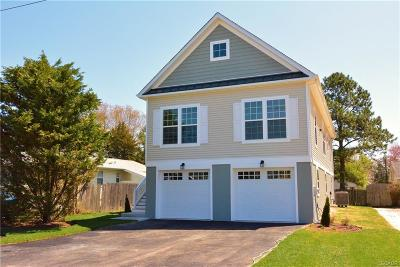 Rehoboth Beach Single Family Home For Sale: 20497 Lincoln Street