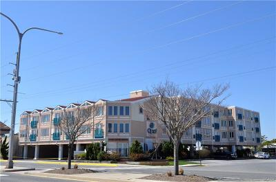 Dewey Beach Condo/Townhouse For Sale: 1609 Coastal Hwy One #S202