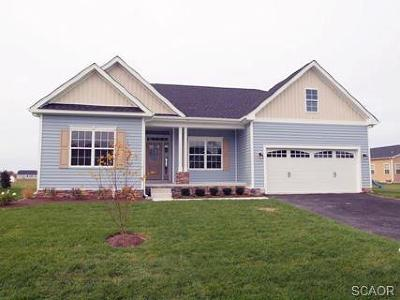 Milton Single Family Home For Sale: 27314 Walking Run