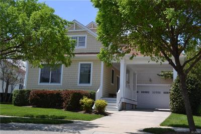 Selbyville Single Family Home For Sale: 31292 Inspiration Circle