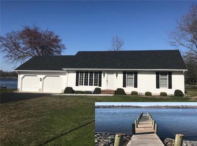 Seaford Single Family Home For Sale: 9349 River Vista Dr