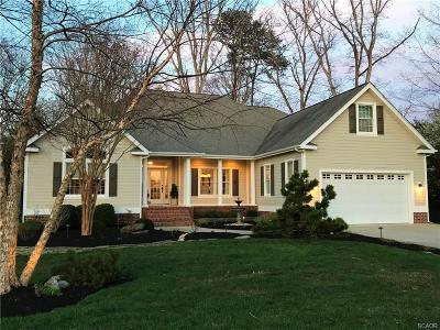 Rehoboth Beach Single Family Home For Sale: 115 E Buckingham Drive