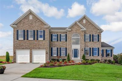 Milford Single Family Home For Sale: 30051 Stage Coach Circle
