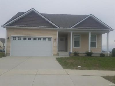Frankford Single Family Home For Sale: Lot 29 Mimosa